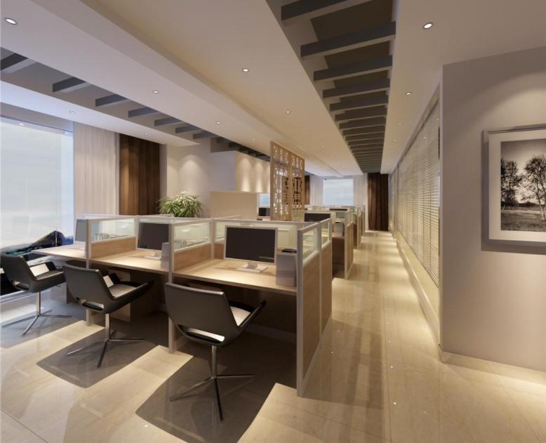 杭州办公室装修设计