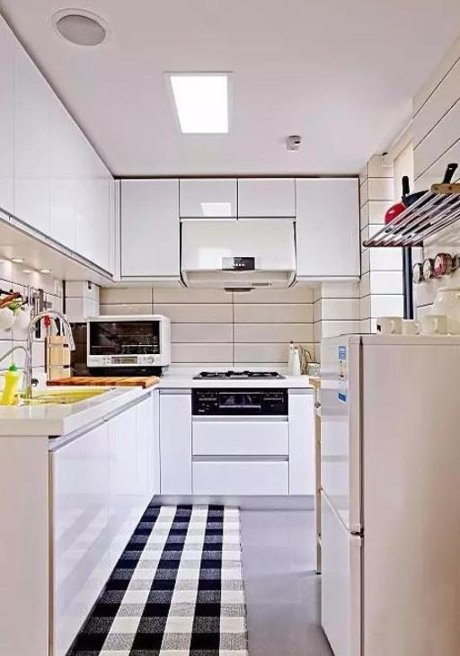 厨房洗切煮三区布局要做好