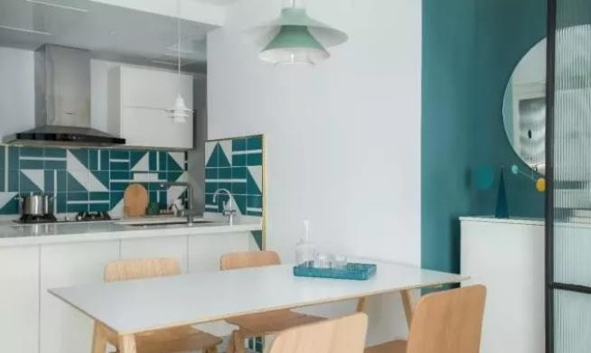 杭州装修公司86平米二居室装修案例