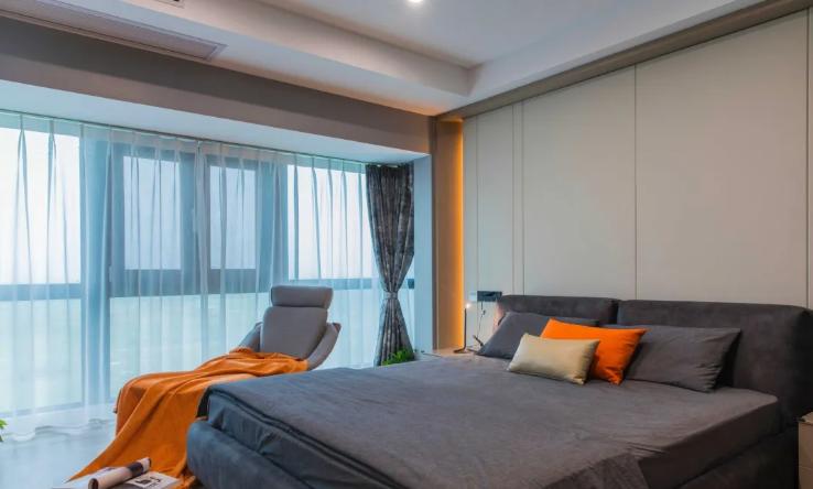 杭州装修公司装修案例-卧室
