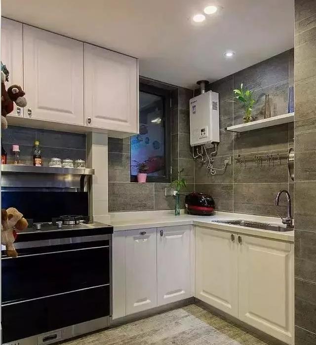 厨房装修的案例