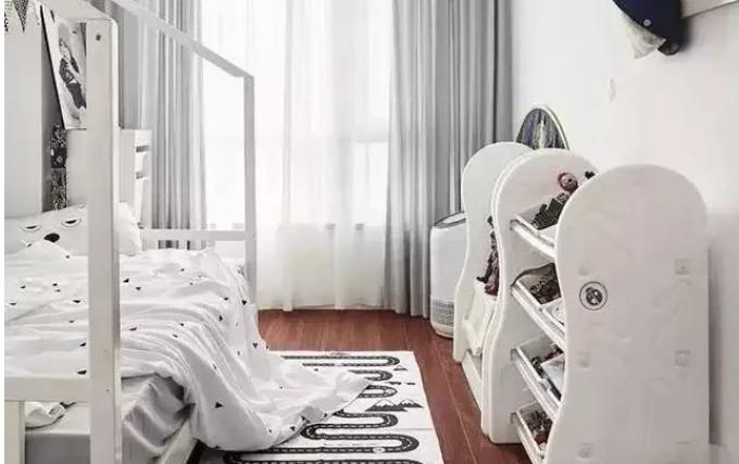 106平米三居室杭州公司装修案例,装修价格只花11万元!