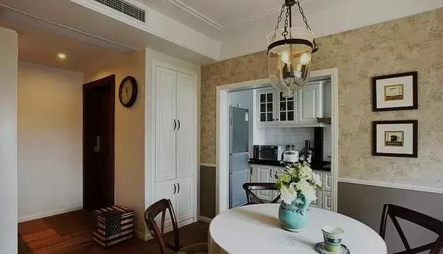 95平两居室,让你一见倾心的装修设计