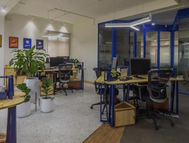 办公室装修设计地面材料