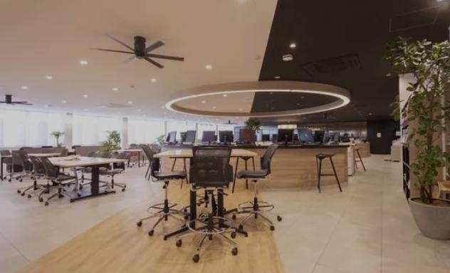 杭州办公室装修设计避免眩光的五种方法