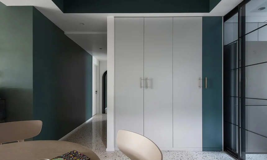 杭州装修公司设计-走廊
