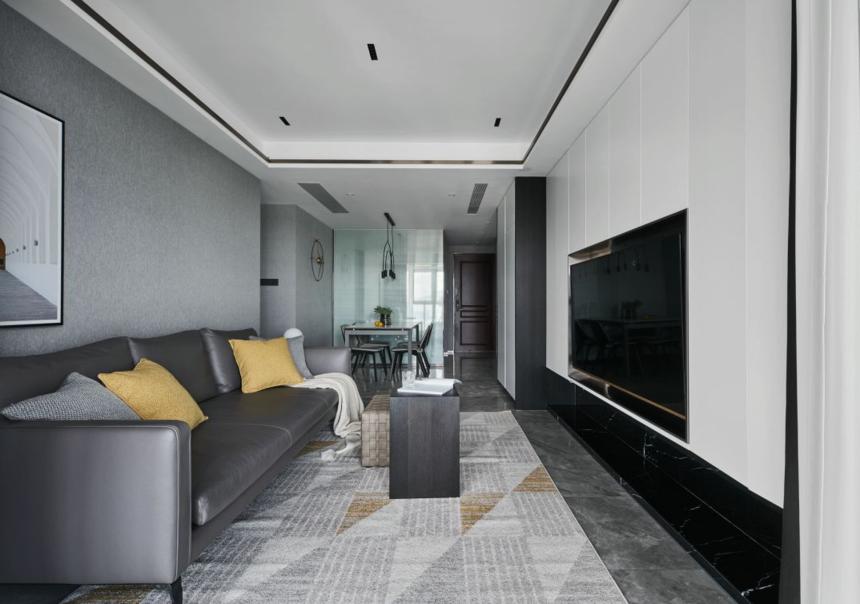 杭州装修公司设计-客厅