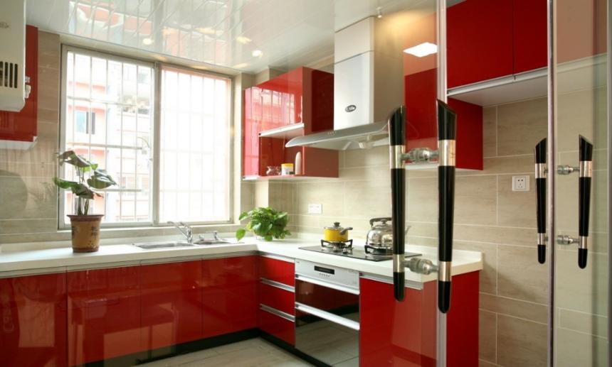 杭州装修公司厨房装修效果图