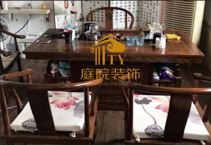 中式办公室装修