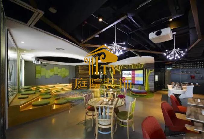 办公室装修,LOFT风格办公室装修,杭州装修公司