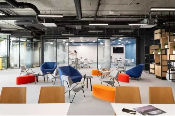 办公室装修设计,杭州办公室装修设计