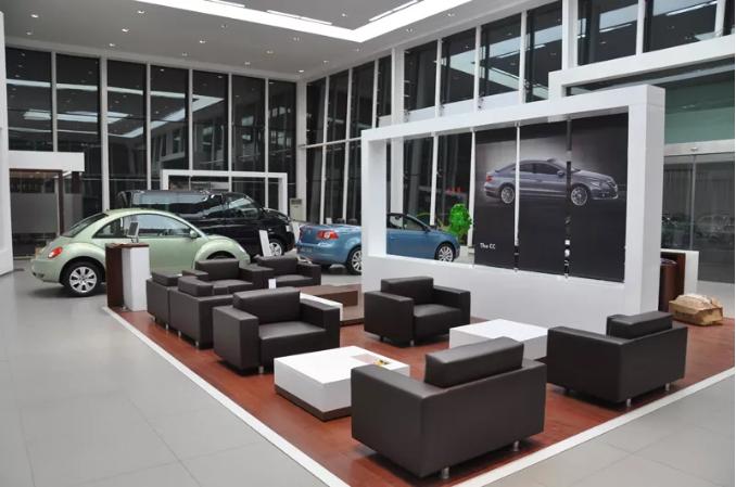 汽车4S店装修,汽车4S店装修设计,杭州汽车4S店装修设计