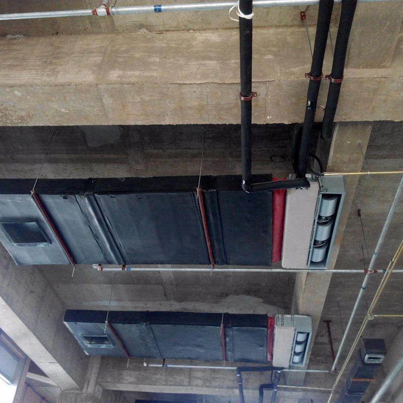 中央空调风管安装