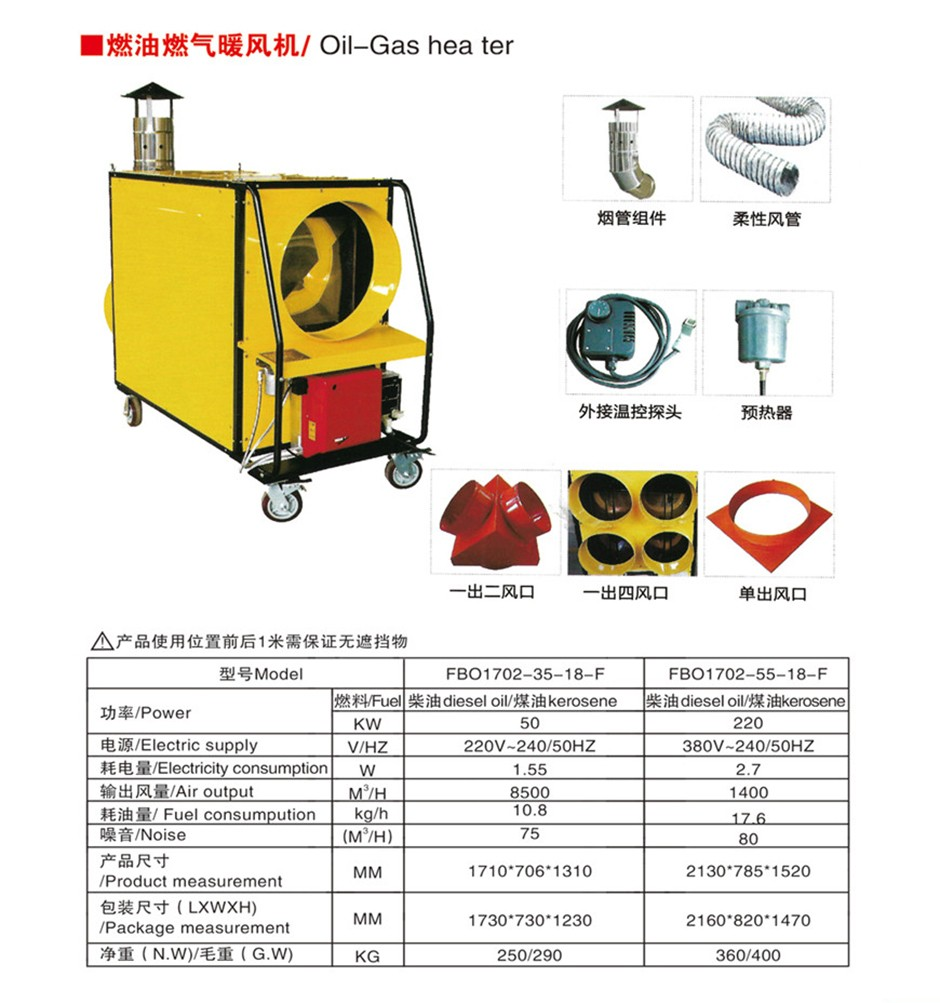 燃油燃气暖风机Fuel gas hot air blower - 副本.jpg