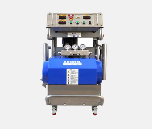 高标准的集装箱保温喷涂聚氨酯设备报价