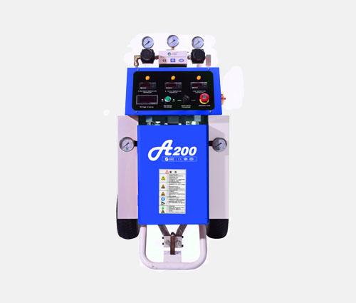 高标准的热力管道保温聚氨酯发泡保温喷涂机价格