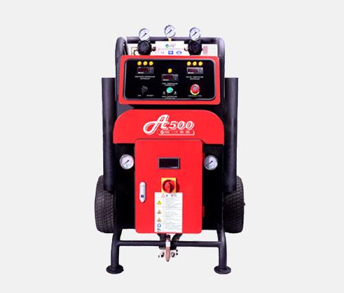 高标准的热力管道隔热聚氨酯喷涂设备优惠价多少
