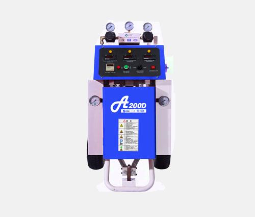 高标准的热力管道隔热喷涂聚氨酯设备价格