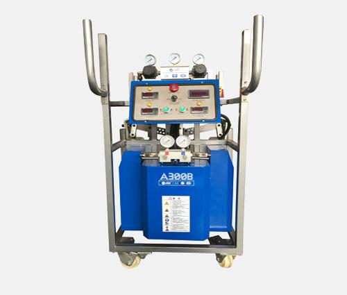 聚氨酯发泡保温喷涂机包装