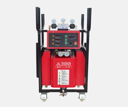 小型聚氨酯高压喷涂机装置