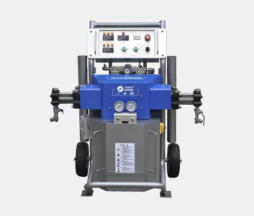 小型聚氨酯高压喷涂机使用教程