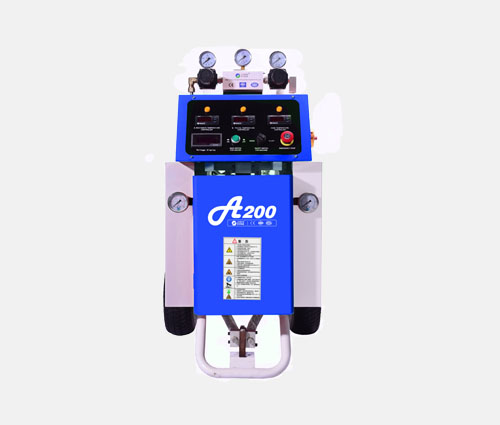新型喷涂聚脲高压设备供应商