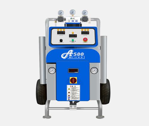 简单介绍聚氨酯喷涂机的优点-聚氨酯发泡机器价格|聚氨酯_聚脲喷涂设备厂家