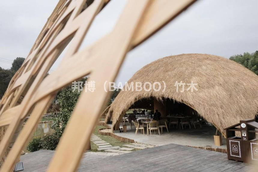 竹构艺术空间