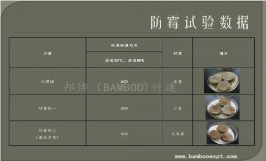 原竹防霉、防腐、防开裂、防光老化处理工艺