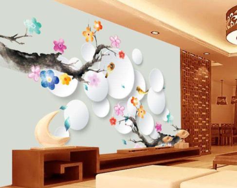 南昌手绘墙-德艺壁画