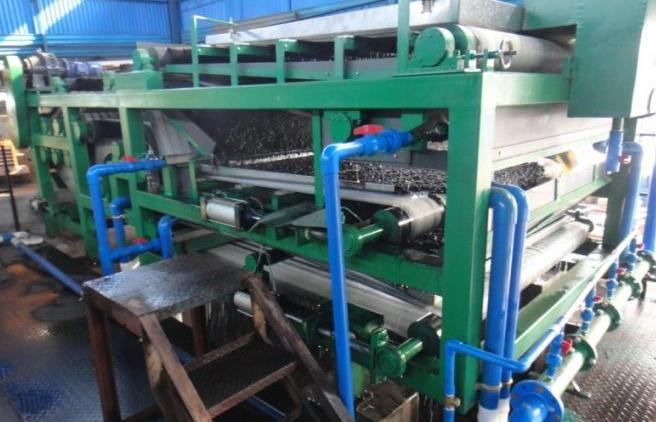 污泥压滤机设备