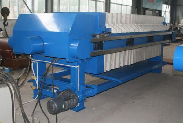 板框污泥压滤机