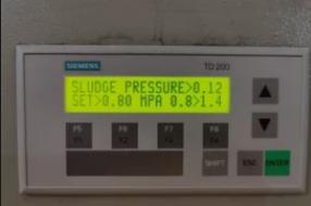 图1压滤机控制的初始画面