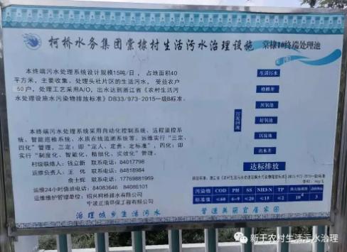 我县组团赴浙江省宁波正清环保工程有限公司考察农村生活污水处理项目
