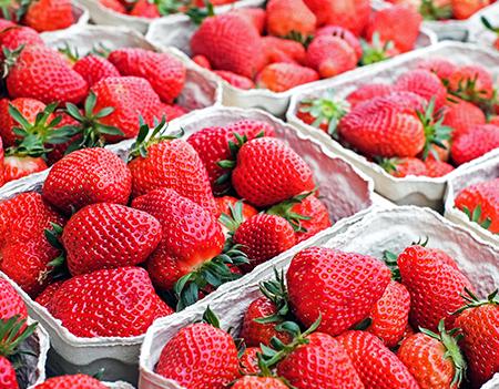 草莓的功效與作用有哪些?