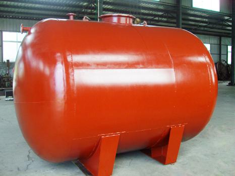钢衬塑储罐的运输安装与使用