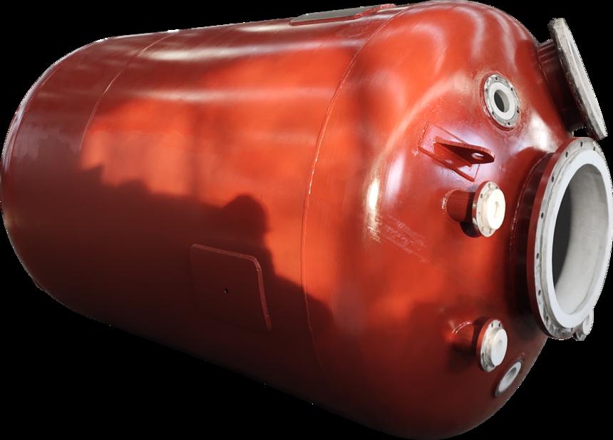 为什么钢衬塑储罐是较理想的容器