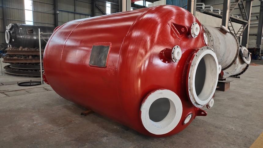 钢衬塑储罐的维护方法和预热温度