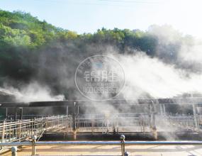 重庆江北黑石子污水处理厂