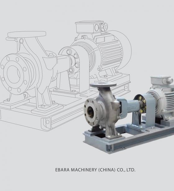 日本荏原水泵FSSC