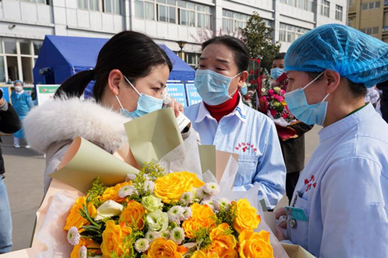 最美逆行者!勉县协和医院血透护士范银莉出征武汉