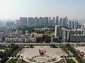 幸福新城旁的龙华文化广场