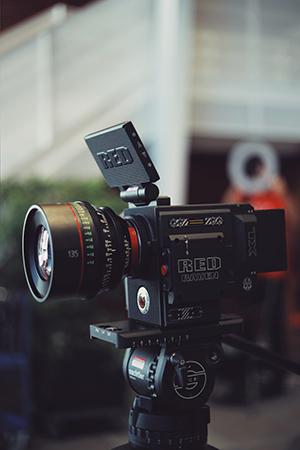 宣传片的拍摄流程
