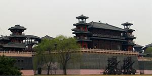 涿州市影视城
