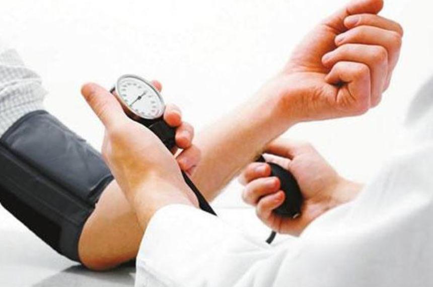 张机医馆中医治高血压