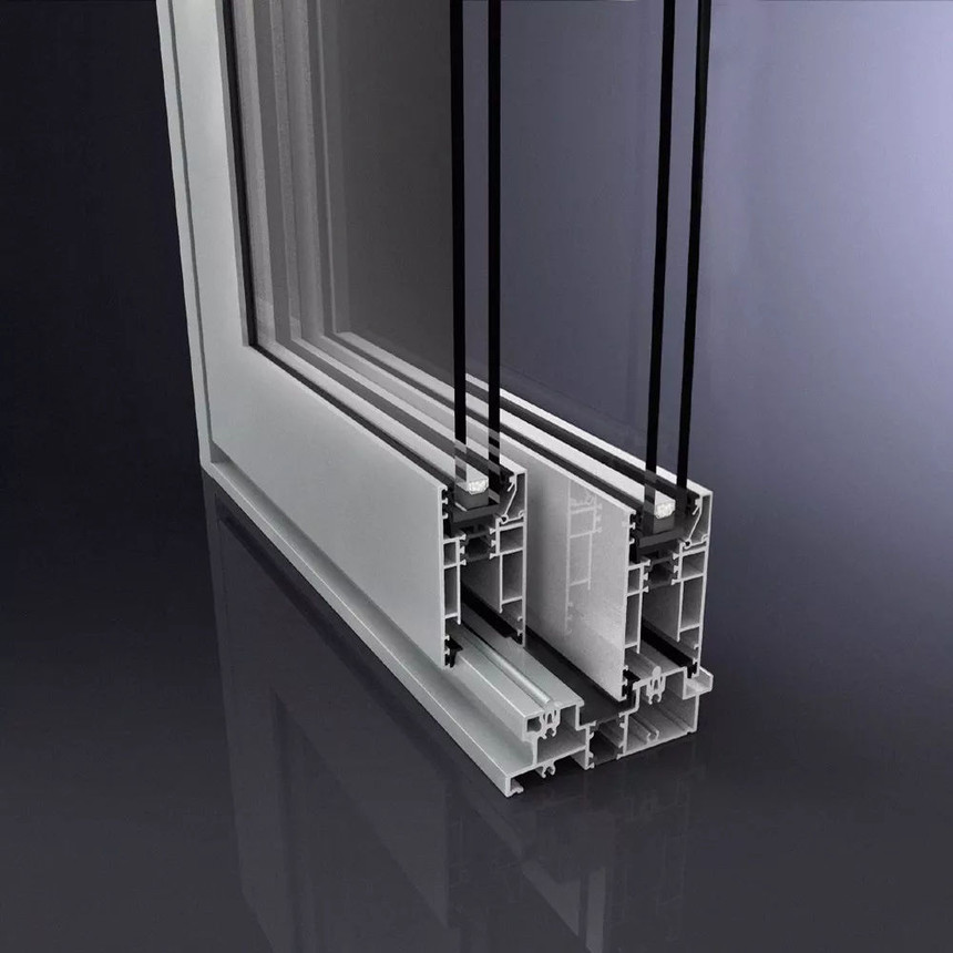 断桥铝门窗保养方法