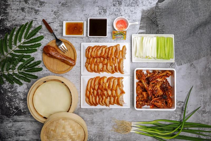 火刻北京烤鴨