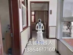 智能送餐机器人/语音导航机器人