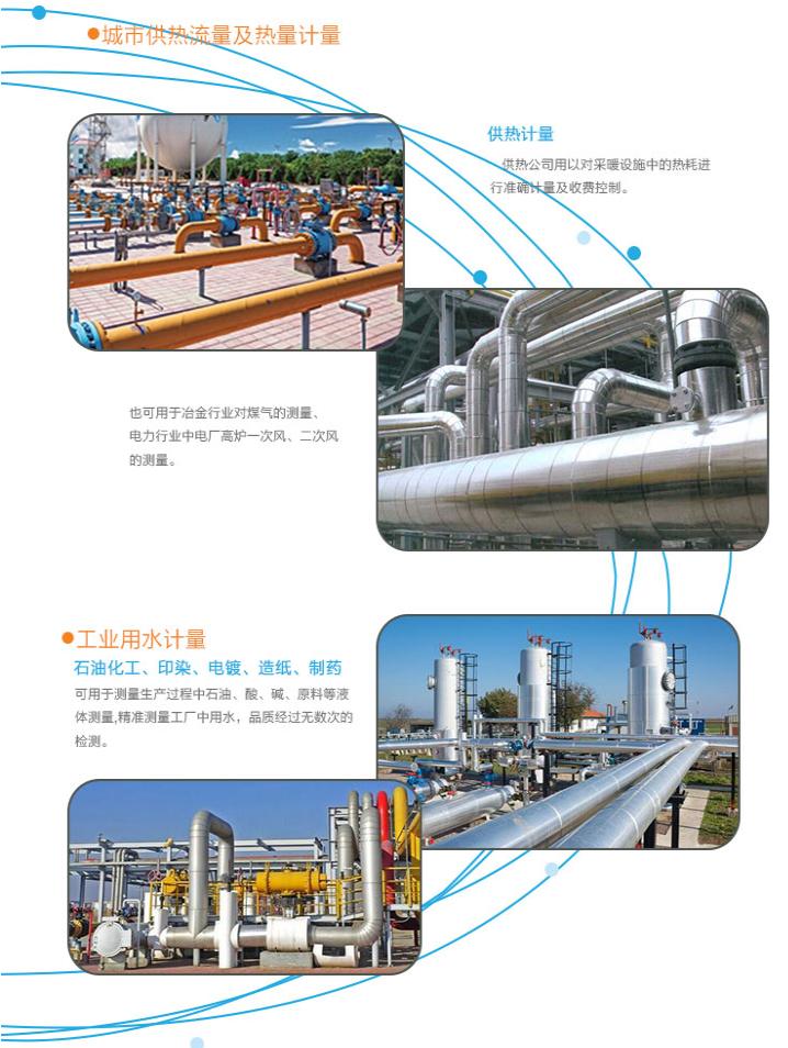 防爆管段式超声波热量表厂家