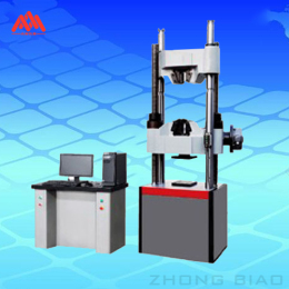 WAW-C系列微机控制电液伺服液压万能试验机